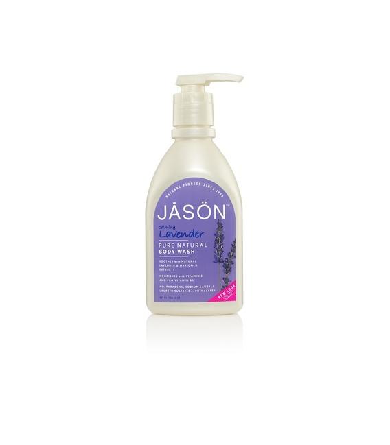 Gel sprchový levandula 887ml JASON