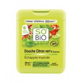 Gel sprchový zel.citrón-guarana 300ml BIO SO´BIO