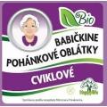 Oblátky Babičkine pohán. cviklové 60g BIO