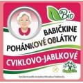 Oblátky Babičkine pohán. cviklovo-jablk. 60g BIO