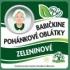 Oblátky Babičkine pohánkové zelenin. 70g BIO