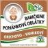 Oblátky Babičkine pohán. orechové-vanilka 70g BIO