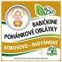 Oblátky Babičkine pohán. kokosovo-badyán 70g BIO