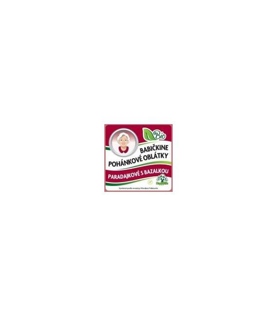 Oblátky Babičkine pohán. paradajka bazalka BIO 70g