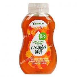 Sirup kukuričný 250 ml BIO Country Life