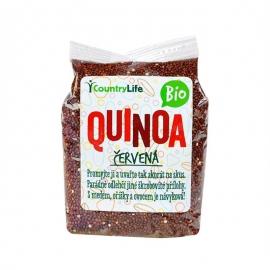 Quinoa červená 250g BIO Country Life