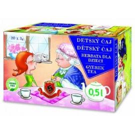 Čaj detský rozprávkový 20x3g Herbex