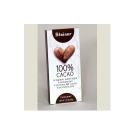 Čokoláda Stainer horká 100% 50g Venezuela