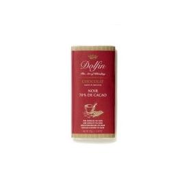 Čokoláda DOLFIN extra horká 70 % 70 g