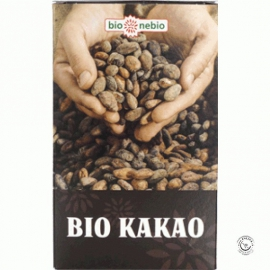 Kakaový prášok so zníženým obsahom tuku 150g BIO
