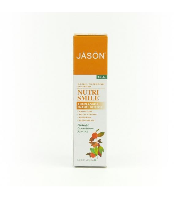 Zubná pasta Nutrismile 125g JASON