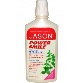 Voda ústna Powersmile 473ml JASON