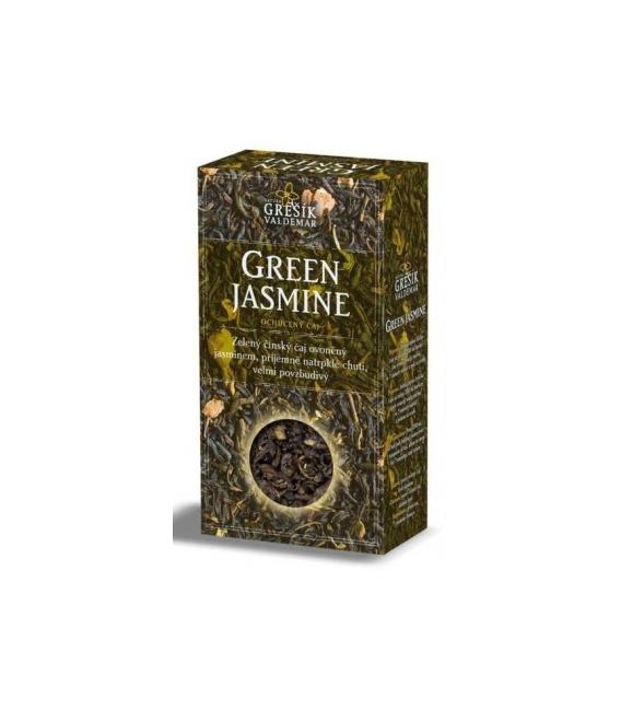 Čaj Green Jasmine 70g Grešík