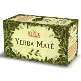 Čaj Yerba Maté 20 n.s. Grešík
