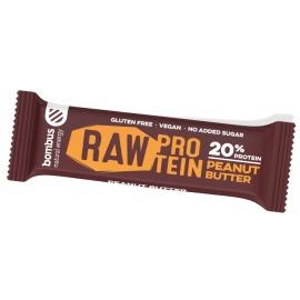 Tyčinka BOMBUS RAW protein arašidy 50g
