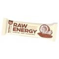 Tyčinka BOMBUS RAW energy kokos - kakao 50g