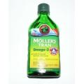 Möller 's - Nórsky rybí tuk s ovocnou príchuťou 250 ml