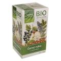 Čaj ovocný s čiernou ríbezľou a rakytníkom 30g BIO MEDIATE