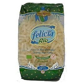 Cestoviny felicia BIO ryžové celozr. fusilli 250g