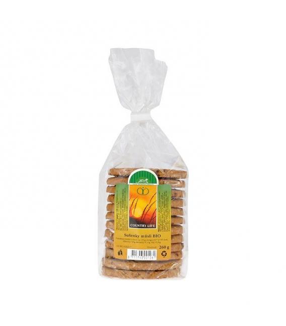Sušienky musli 260g BIO CL