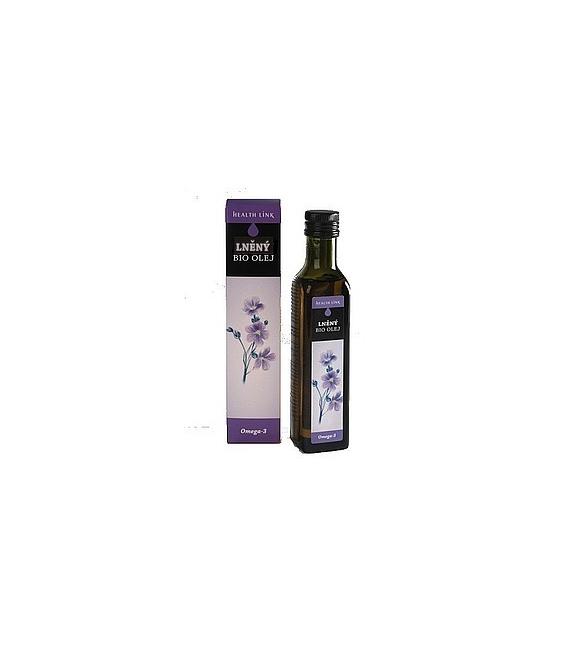 BIO panenský ľanový olej 250ml