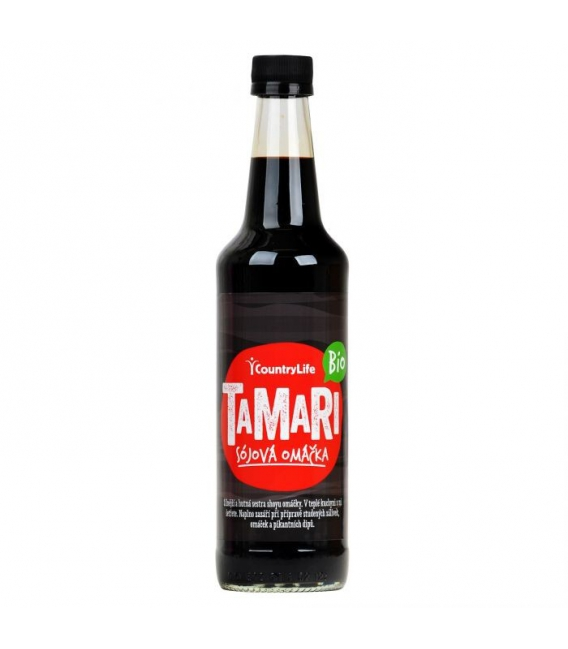 Tamari sójová omáčka 500ml BIO CL