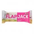 Flapjack ovsený malina-jahoda bezlepkový 80g WHOLEBAKE