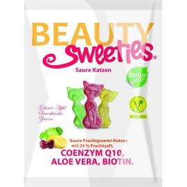 Cukríky Beauty Sweeties mačičky 125g vegan