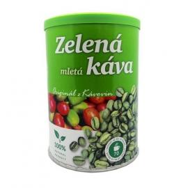 Káva zelená mletá 230g KÁVOVINY