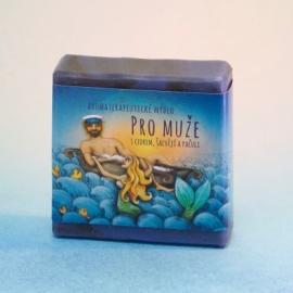 Mydlo Pre muža aromaterapeutické 90g