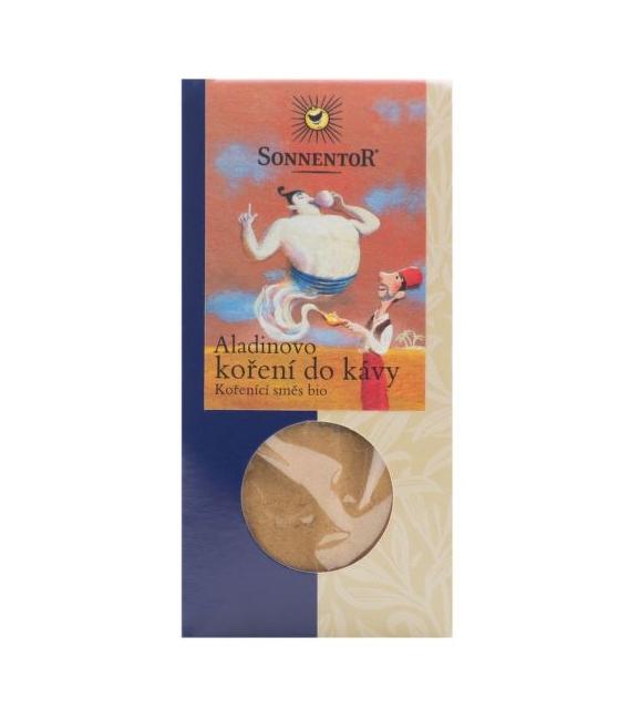 Aladinovo korenie do kávy 35g BIO Sonnentor