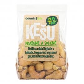 Kešu orechy pražené solené 100 g