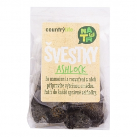 Slivky sušené bez kôstky Ashlock 100g Country Life