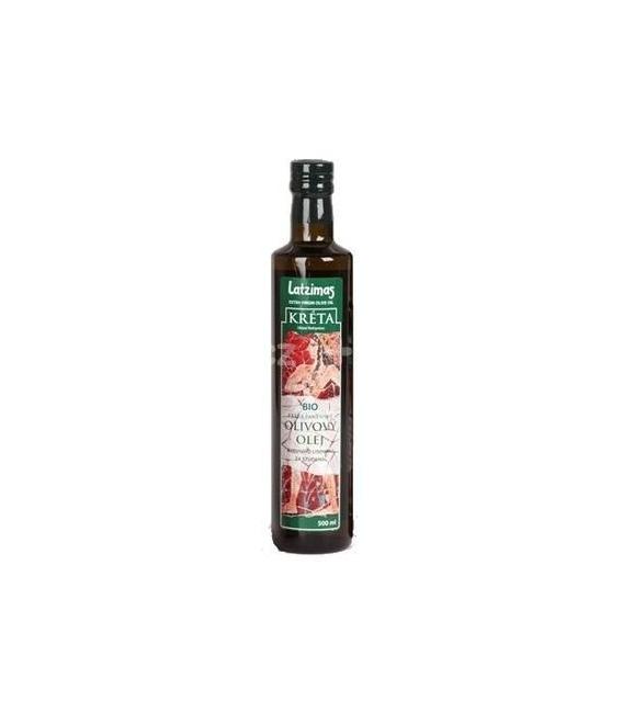 Olej olivový BIO 500ml Latzimas Health Link