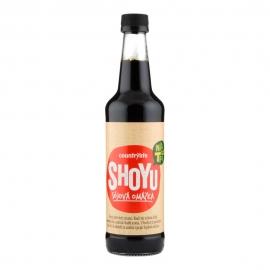 Shoyu sójová omáčka 500ml Country Life