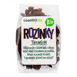 Hrozienka thompson 100g BIO Country Life