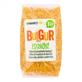 Bulgur pšeničný 500g BIO Country Life