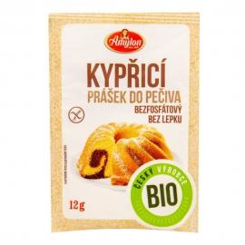 Kypriaci prášok do pečiva bezgluténový 12g BIO AMYLON