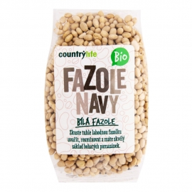 Fazuľa Navy 500g BIO Country Life