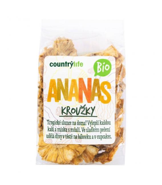 Ananás sušený 100g BIO CL