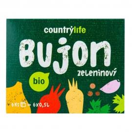 Bujón zeleninový kocky 66g BIO Country Life