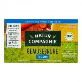 Bujón zeleninový kocky s nízkym obsahom soli 68 g BIO NATUR COMPAGNIE