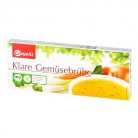 Bujón zeleninový kocky bezlepkový 126 g BIO CENOVIS
