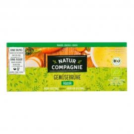 Bujón zeleninový kocky 126 g BIO NATUR COMPAGNIE
