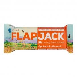 Flapjack ovsený marhuľa-mandle 80g WHOLEBAKE