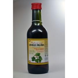 Sirup bylinný ginkgo biloba 290g