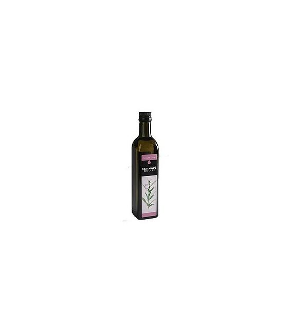 BIO Sezamový olej  500 ml
