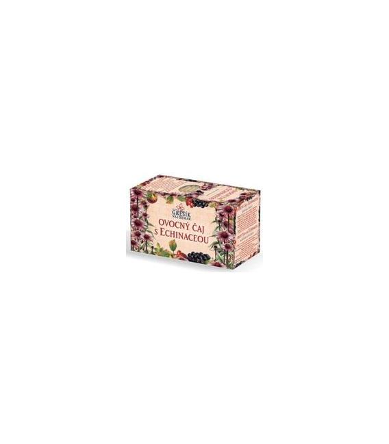 Ovocný čaj s echinaceou, 20x1,5 g