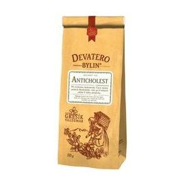 Čaj Anticholesterol 50g Grešík