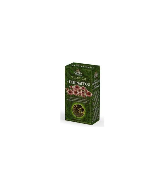 Zelený čaj s echinaceou, 70g